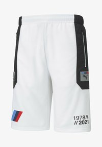 Puma - BMW M MOTORSPORT  - Shorts - puma white - 3