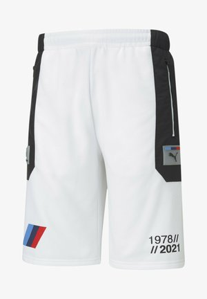 BMW M MOTORSPORT  - Shorts - puma white