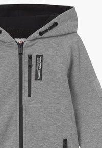 Vingino - OBLICK - Zip-up hoodie - grey - 4