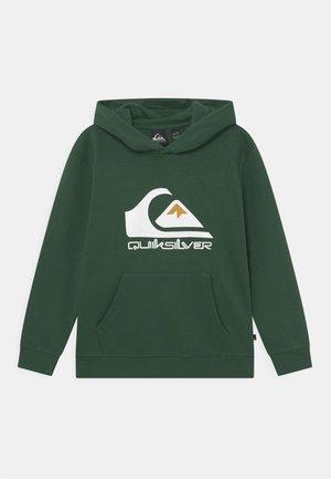 BIG LOGO EDMORE YOUTH - Sweatshirt - pine