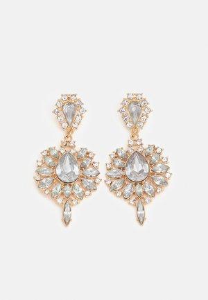 PCKLIRIS EARRINGS - Earrings - gold-coloured