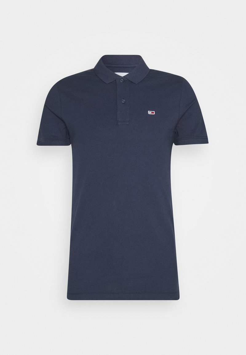 Tommy Jeans - CLASSICS SOLID  - Polo shirt - twilight navy