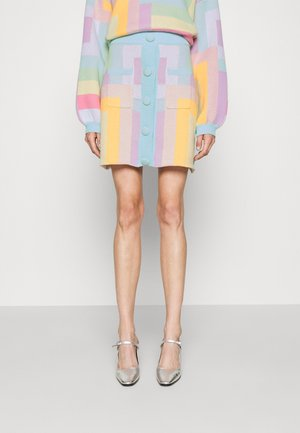 HADLEY - Mini skirt - geometric