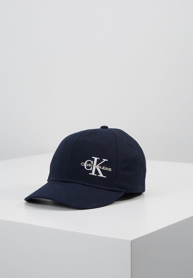 MONOGRAM BASEBALL - Cap - blue