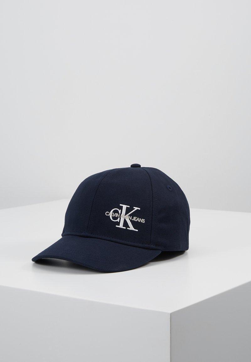 Calvin Klein Jeans - MONOGRAM BASEBALL - Lippalakki - blue