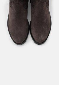 Apple of Eden - GIGI - Boots - dark grey - 5