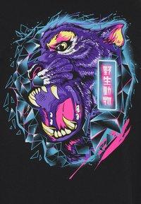 YOURTURN - UNISEX - T-shirts print - black - 5