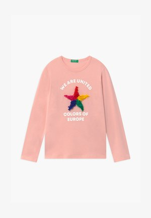 FUNZIONE GIRL - Long sleeved top - light pink