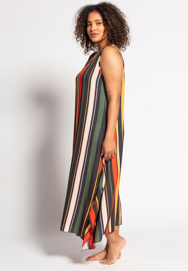 Maxi-jurk - multicolor