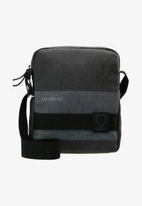 Strellson - SHOULDERBAG - Borsa a tracolla - dark grey - 2