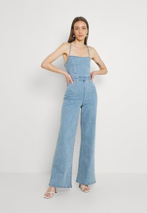 VACAY - Overall / Jumpsuit /Buksedragter - blue
