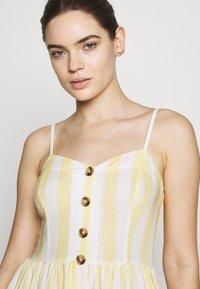 Mavi - BUTTON DRESS - Robe d'été - french vanilia - 3