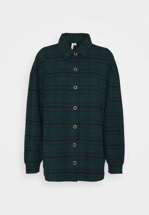 ALL I NEED SHACKET - Skjorte - green