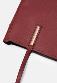 Anna Field - SET - Handbag - dark red - 4