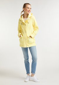 Schmuddelwedda - Parka - light yellow - 1