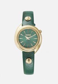 Versus Versace - TORTONA - Hodinky - gold-coloured/green - 0