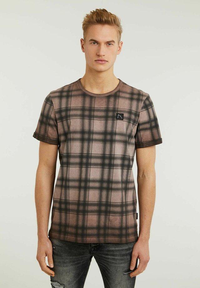 MARLO - T-shirt print - pink