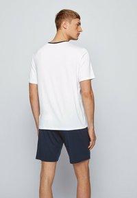 BOSS - REFINED - Pyjama set - dark blue - 2