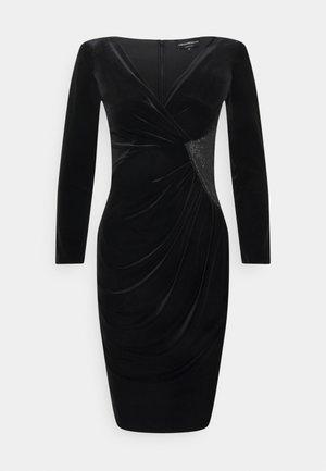 DRESS - Vestido de cóctel - nero