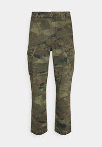 XX TAPER CARGO II - Cargo trousers - greens