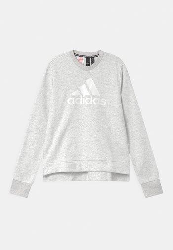 CREW - Sweatshirts - light grey/silver