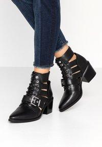 Steve Madden - EMMY - Ankle boots - black - 0
