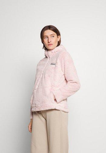 BUNDLE UP™ HOODED - Hoodie - mineral pink