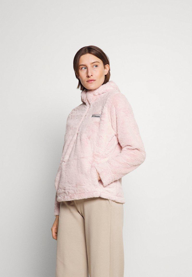 Columbia - BUNDLE UP™ HOODED - Hoodie - mineral pink