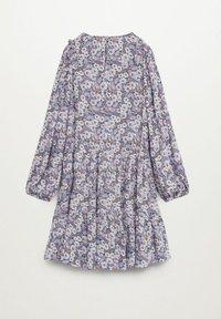 Mango - ODETTE - Day dress - purple - 1