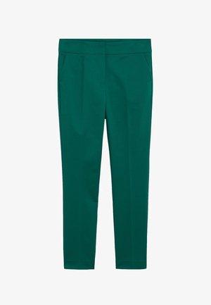 COFI7-N - Trousers - dark green