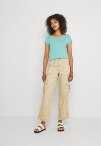 Ragwear - Basic T-shirt - mint - 1