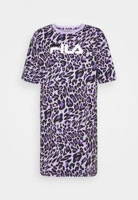 Fila - SATINKA TEE DRESS - Sukienka z dżerseju - lilac - 6