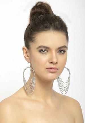 Ohrringe - silver
