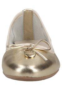 Scapa - Ballet pumps - platinum - 6