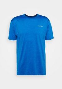 MELANGE TEE - T-shirt basic - directoire blue