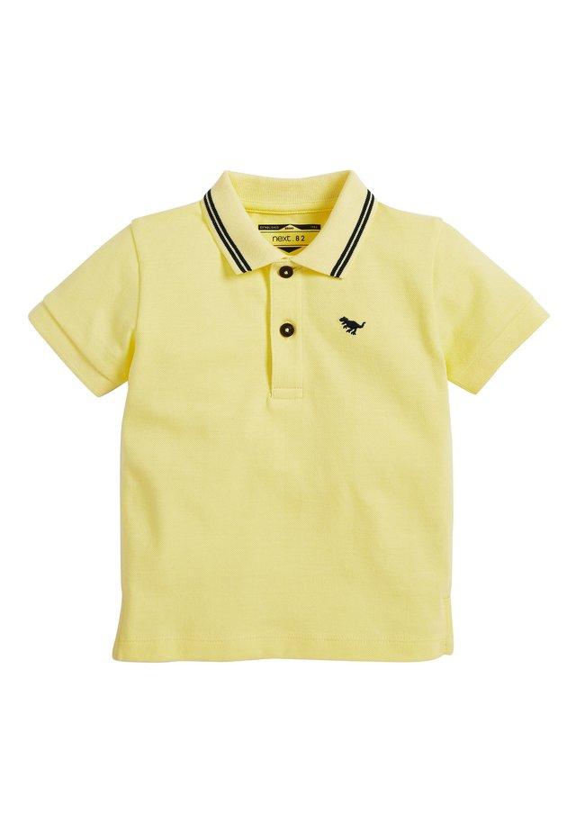 Polo - yellow