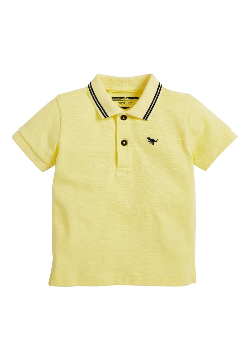 Next - SHORT SLEEVE - Poloshirt - yellow