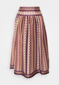 Tory Burch - PLEATED SKIRT - A-line skirt - wandering - 1