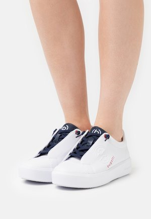 KELLI - Trainers - white/dark blue