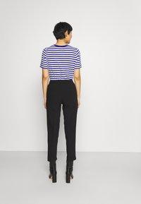 Anna Field - BASIC BUSINESS PANT SLIM LEG - Trousers - black - 2
