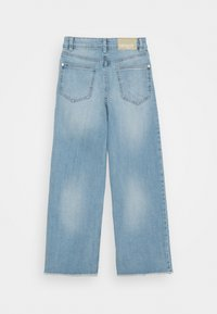 Lindex - TROUSERS LOTTE LIGHT - Straight leg jeans - light denim - 1