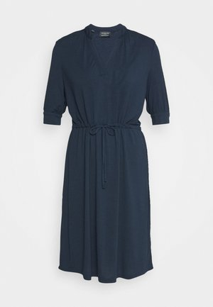 SLFMIE DAMINA DRESS - Robe en jersey - dark sapphire