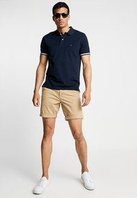 Tommy Hilfiger - CONTRAST TIPPED REGULAR - Polo shirt - blue - 1