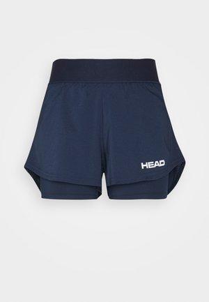 ROBIN SHORTS  - Sports shorts - dress blue