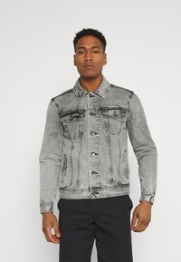 Redefined Rebel - MARC JACKET - Veste en jean - light grey - 0