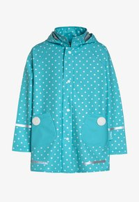 Playshoes - PUNKTE - Impermeable - türkis - 0