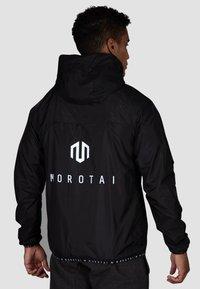 MOROTAI - Windbreaker - schwarz - 2