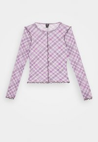 BDG Urban Outfitters - CHECK LETTUCE  - Blouse - lilac - 0