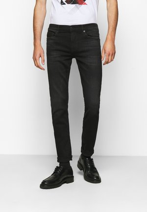 RONNIE SPECIAL EDITION STRETCH TEK ARROW - Slim fit jeans - black