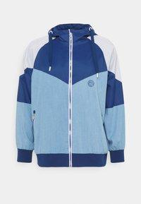 BIDI BADU - KETO TECH - Windbreaker - jeans/dark blue - 0